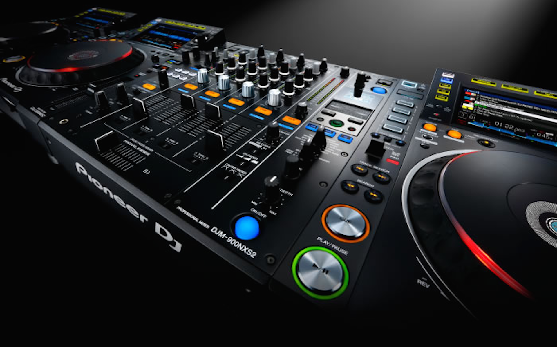 pioneer releases cdj 2000nxs2 and djm 900nxs2 we want edm. Black Bedroom Furniture Sets. Home Design Ideas